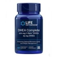 DHEA Complete (60 cápsulas) - Life Extension