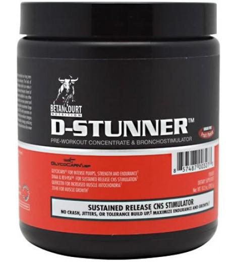 D-Stunner (260g) - Betancourt Nutrition