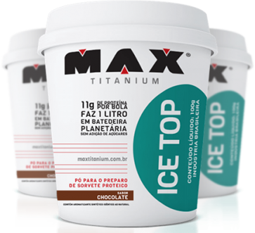 Ice Top - Max Titanium