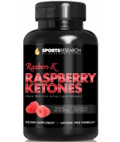 Raspberry Ketones (90 cápsulas) - Sports Research