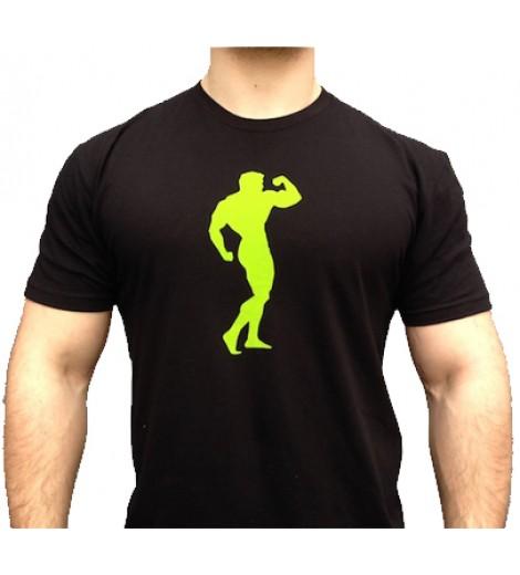 Camiseta Masculina Arnold Schwarzenegger (Preta) - Muscle Pharm