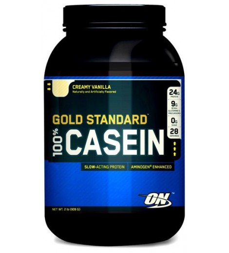100% Casein (900g) - Optimum Nutrition
