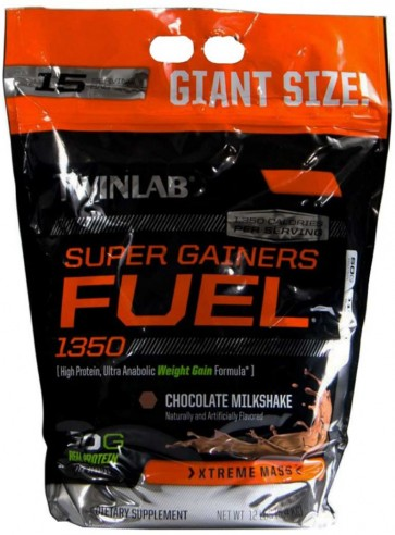 Super Gainers Bag - 5,4Kg - Twinlab