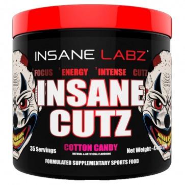 Insane Cutz Powder (35 doses) - Insane Labz