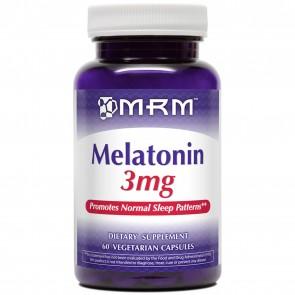 Melatonina 3 mg - MRM (60 cápsulas)