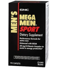 Mega Men - GNC
