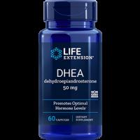 DHEA 50mg 60 capsulas LIFE EXTENSION