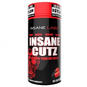 Insane Cutz (45 caps) - Insane Labz