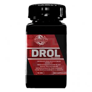 Super Drol (60 caps) - Dragon Elite