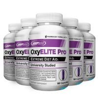 COMBO 5 UNIDADES - Oxyelite Pro Usp Labs