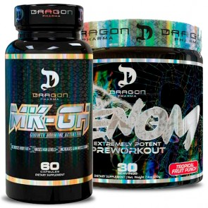 Combo: MK GH + Venom - Dragon Pharma