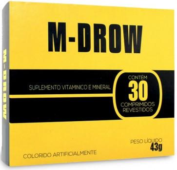 M-Drow (30 Comprimidos Revestidos) - Intlab