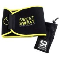 Cinta De Neoprene Sweet Sweat + Amostra Gel + Sacola - Sports Research