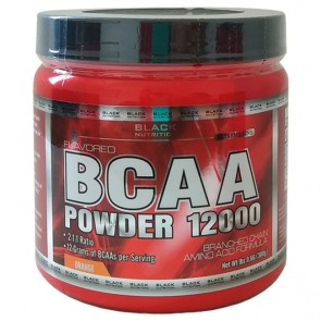 BCAA Powder 12000 (300g) - Black Nutrition