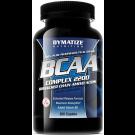 BCAA Complex 2200 - 200 cápsulas - Dymatize
