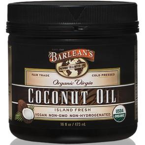 Óleo de Coco - Coconut Oil (473ml) - Barlean´s