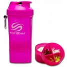Smart Shake V2 (600ml) - Neon Rosa - Smartshake