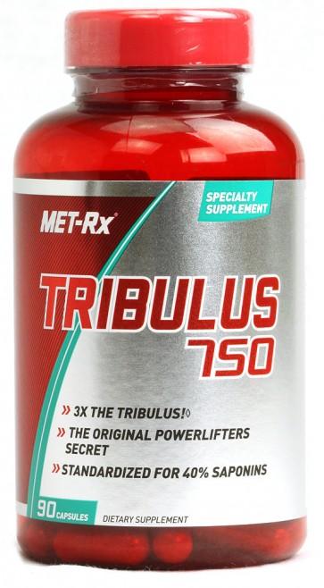Tribulus 750 (90 cápsulas) - Met-RX