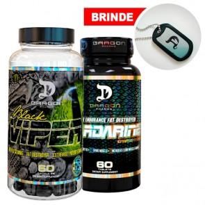 Combo: Black Viper + Cardarine (60 tabs) - Dragon Pharma