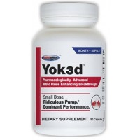 Yok3D (90 cápsulas) - USPLabs