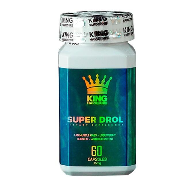 Gp superdrol qx30 vs