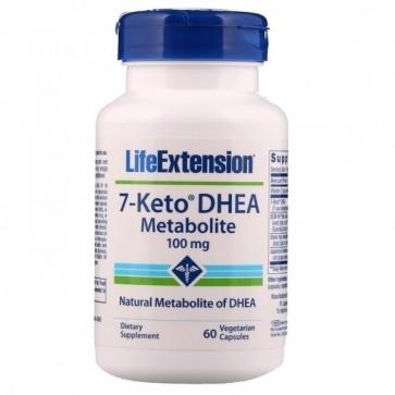 7-Keto 100mg (60 cápsulas) - Life Extension