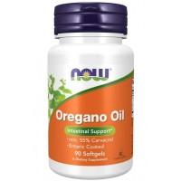 Oregano Oil 90 Softgels Now foods
