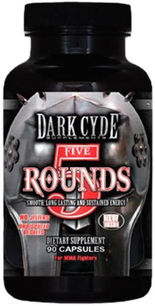 5 Rounds (90 cápsulas) - Dark Cyde