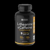L Theanine Caffeine 60s SPORTS Research