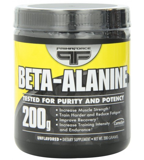 Beta-Alanine (200g) - Primaforce