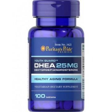 DHEA 25mg 100 tabletes - Puritan's Pride Puritans Pride