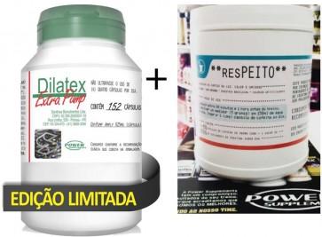 Combo DILATEX + resPEITO - Power Supplements