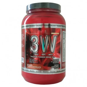 Whey 3W (907) - Black Nutrition