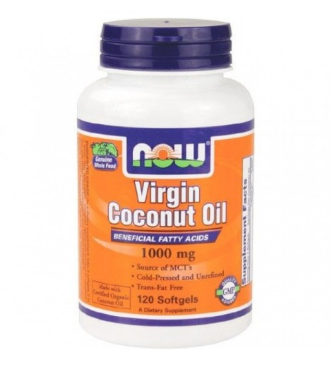 Óleo de Coco - Now Foods