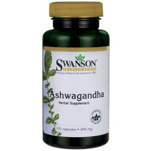 Ashwagandha 450mg - Swanson