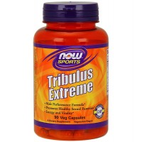 Tribulus Extreme (90 caps) - Now Foods