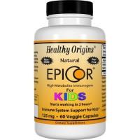 EpiCor Kids 125mg 60 Vcaps HEALTHY Origins