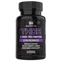 THOR Ultra Micronized (60 caps) - R2 Research Labs