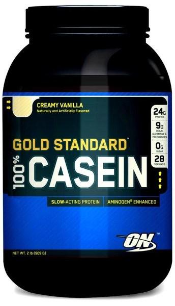 100% Casein (900g) - Optimum Nutrition