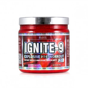 Ignite-9 - 45 Doses - Black Nutrition