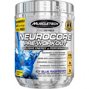 Neurocore Pre-workout (40 doses) - Muscletech