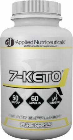 7-Keto 50mg (60 cápsulas) - Applied Nutriceuticals