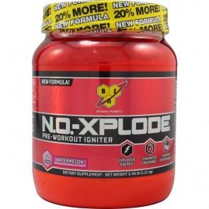 NO Xplode (60 doses) - BSN