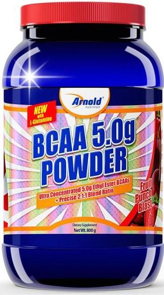 BCAA 5.0 Powder (800g) - Arnold Nutrition