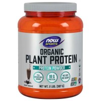 Organic Plant Protein (2lbs) - Now Foods
