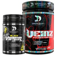 Combo: Mr. Veinz + Black Viper - Dragon Pharma