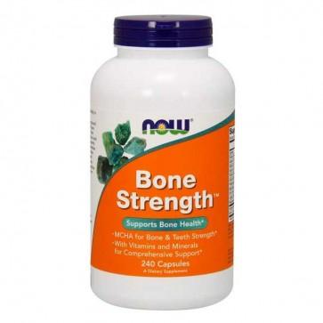 Bone Strenght (240 cápsulas) - Now Foods