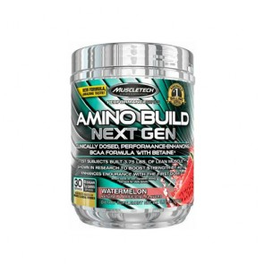 Amino Build (30 doses) - Muscletech
