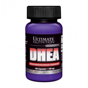 DHEA 100mg (100 cápsulas) - Ultimate Nutrition