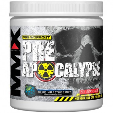 Pre Apocalypse (50 doses) - MuscleMaxx